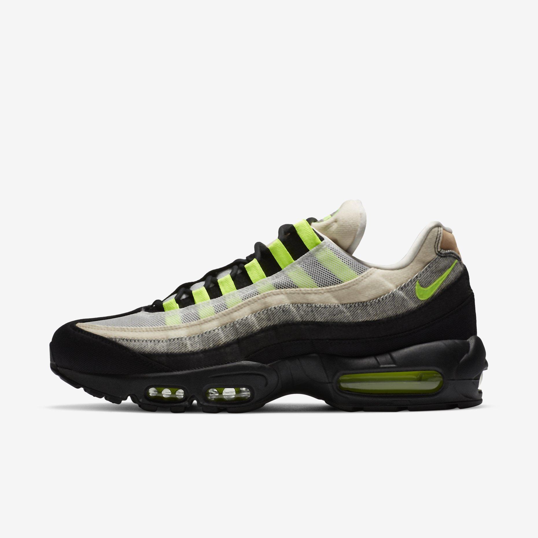 Denham x Nike Air Max 95}