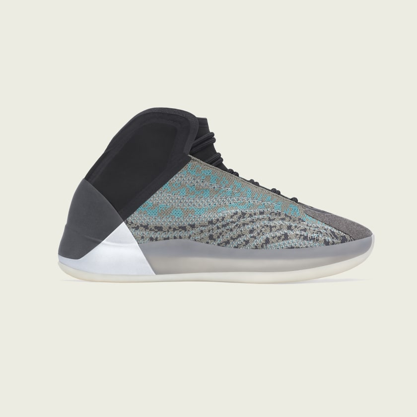 adidas Originals Yeezy QNTM 'Teal Blue'}