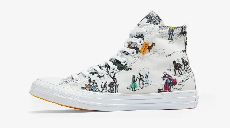 Union LA x Converse Chuck Taylor All Star Hi}