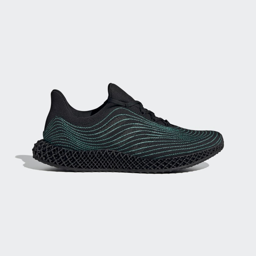 Parley x adidas UltraBoost 4D 'Core Black'}