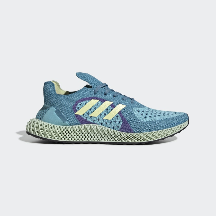 adidas ZX Runner 4D 'Light Aqua'}