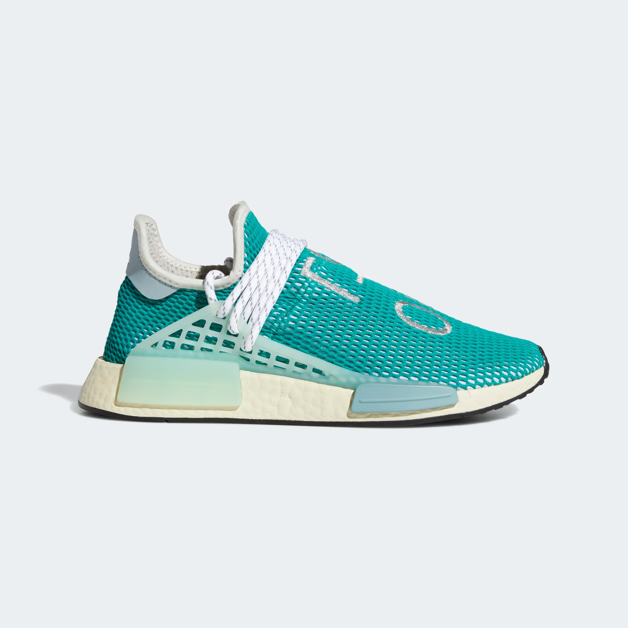 Pharrell  Williams x adidas Originals NMD HU 'Dash Green'}