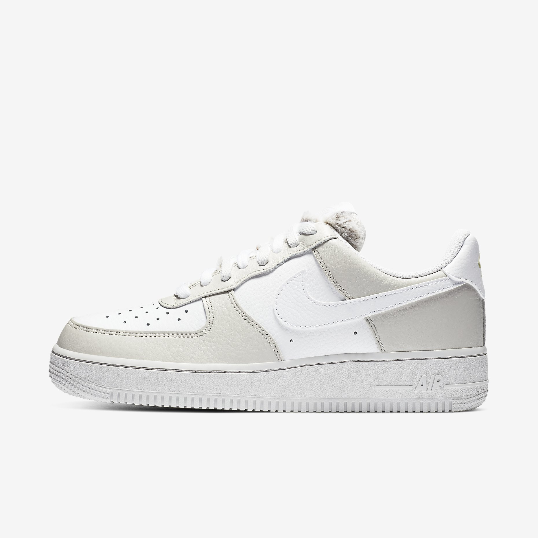Women's Nike Air Force 1 '07 'Light Bone'}