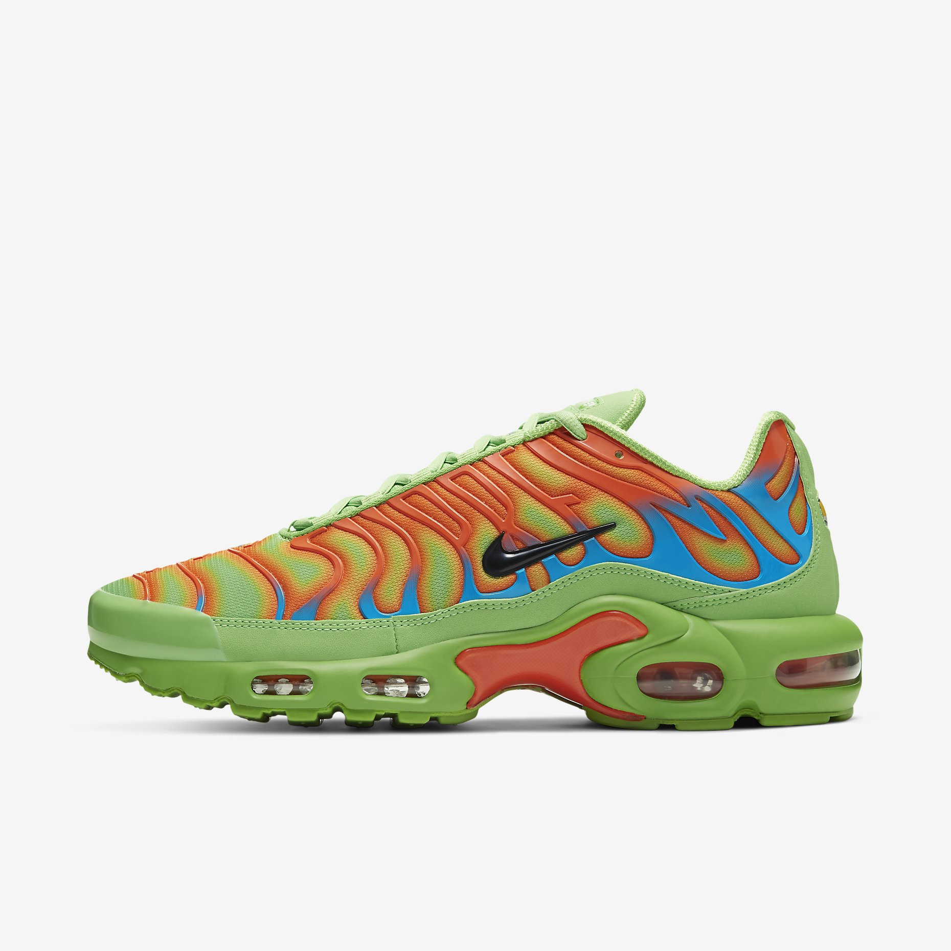Supreme x Nike Air Max Plus 'Mean Green'}