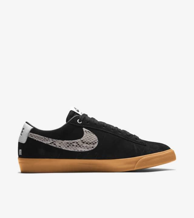 WACKO MARIA x Nike SB Blazer Low}