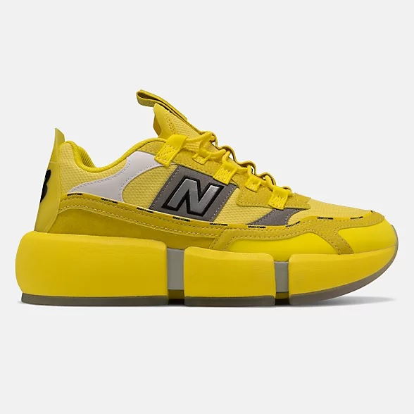 Jaden Smith x New Balance Vision Racer 'Yellow'}