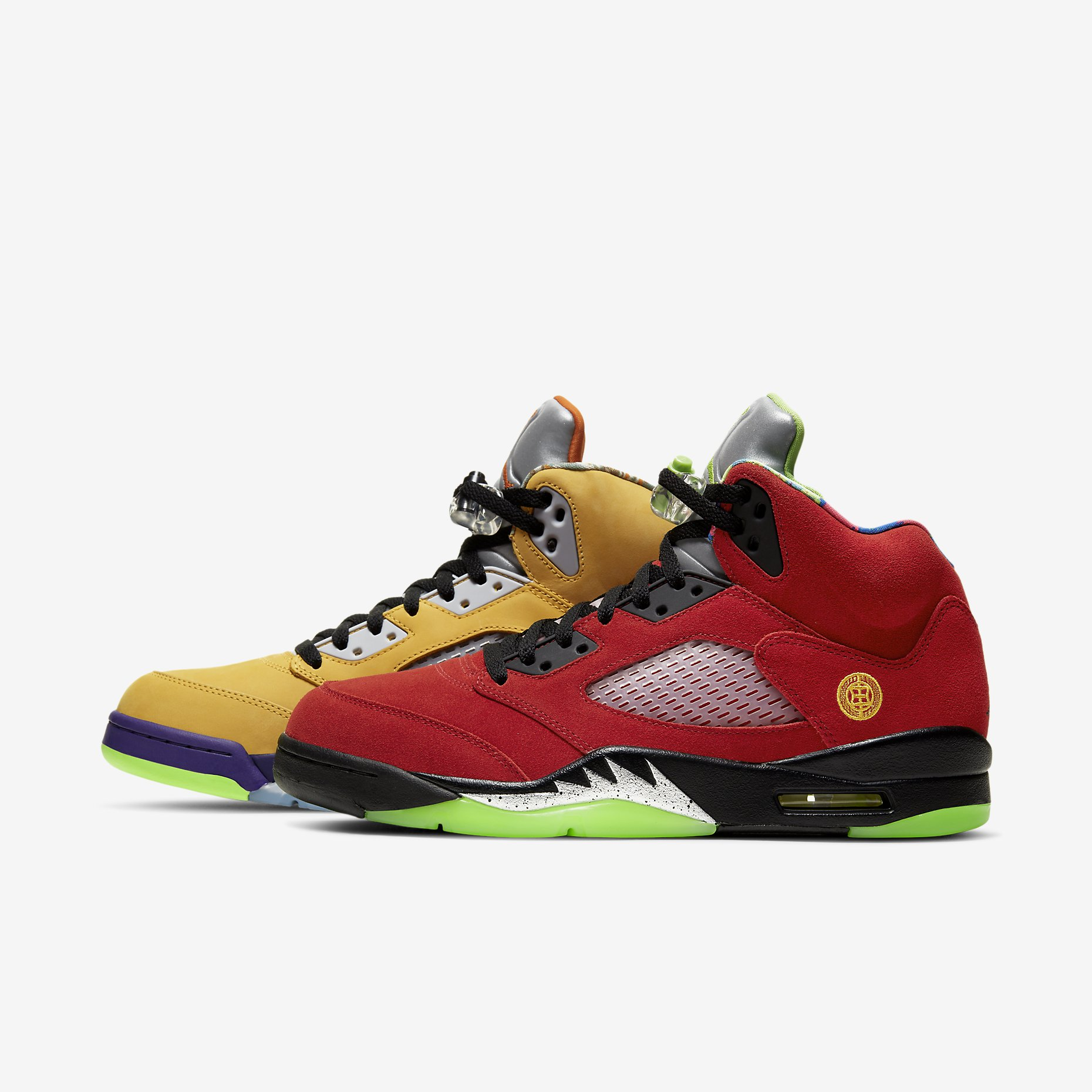 Air Jordan 5 Retro SE 'What The'}