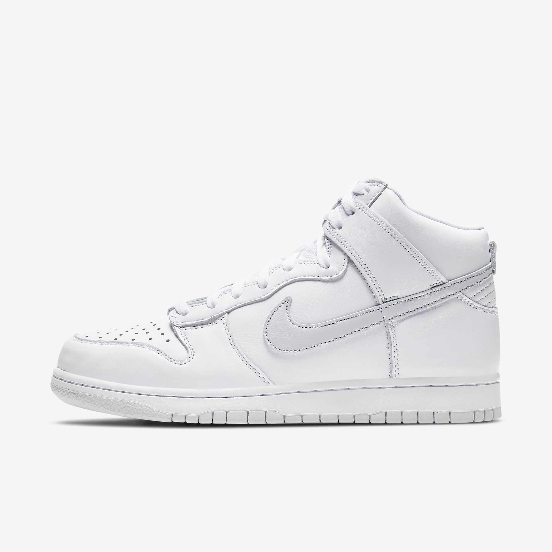 Nike Dunk High SP 'Pure Platinum'}
