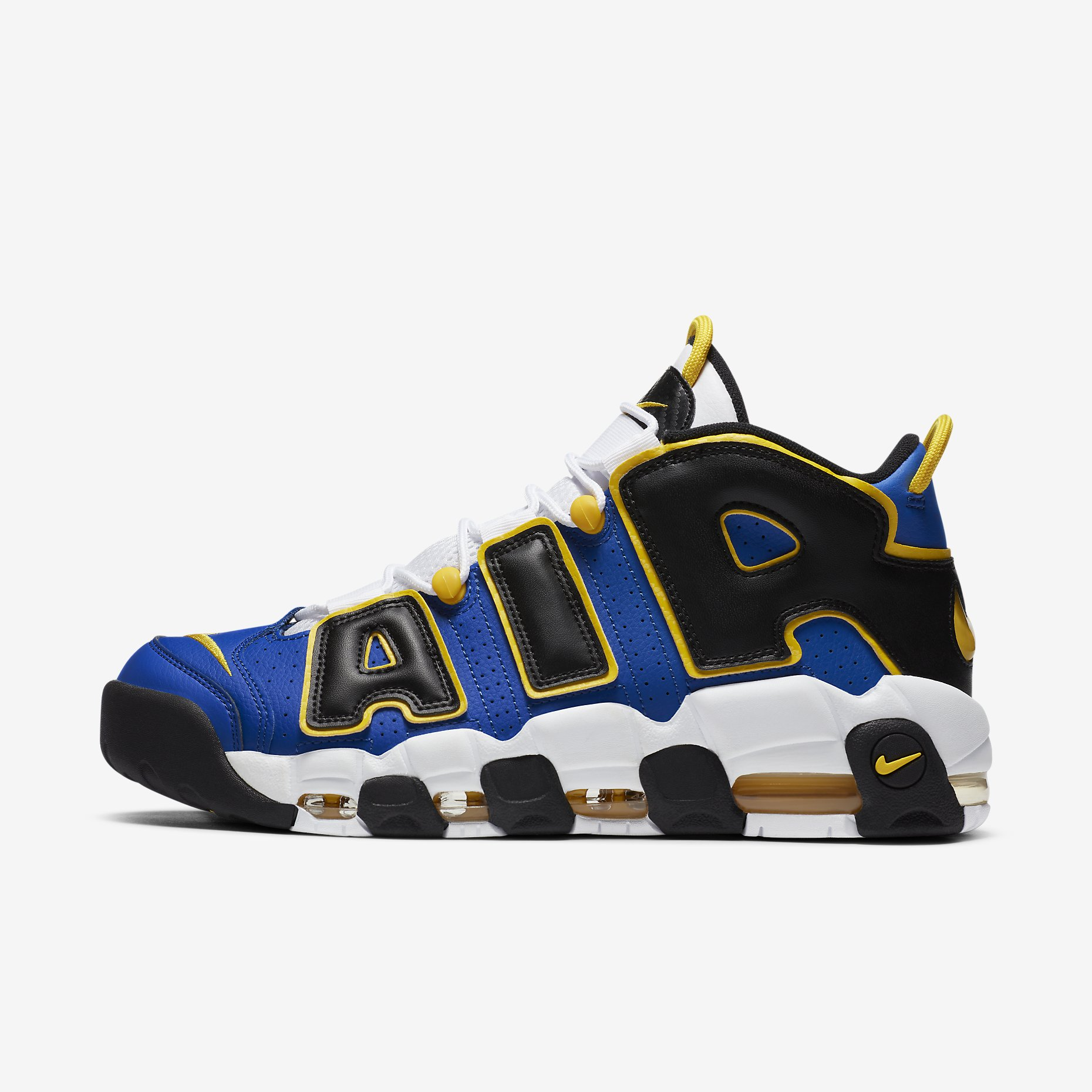 Nike Air More Uptempo 'Peace, Love & Basketball'}