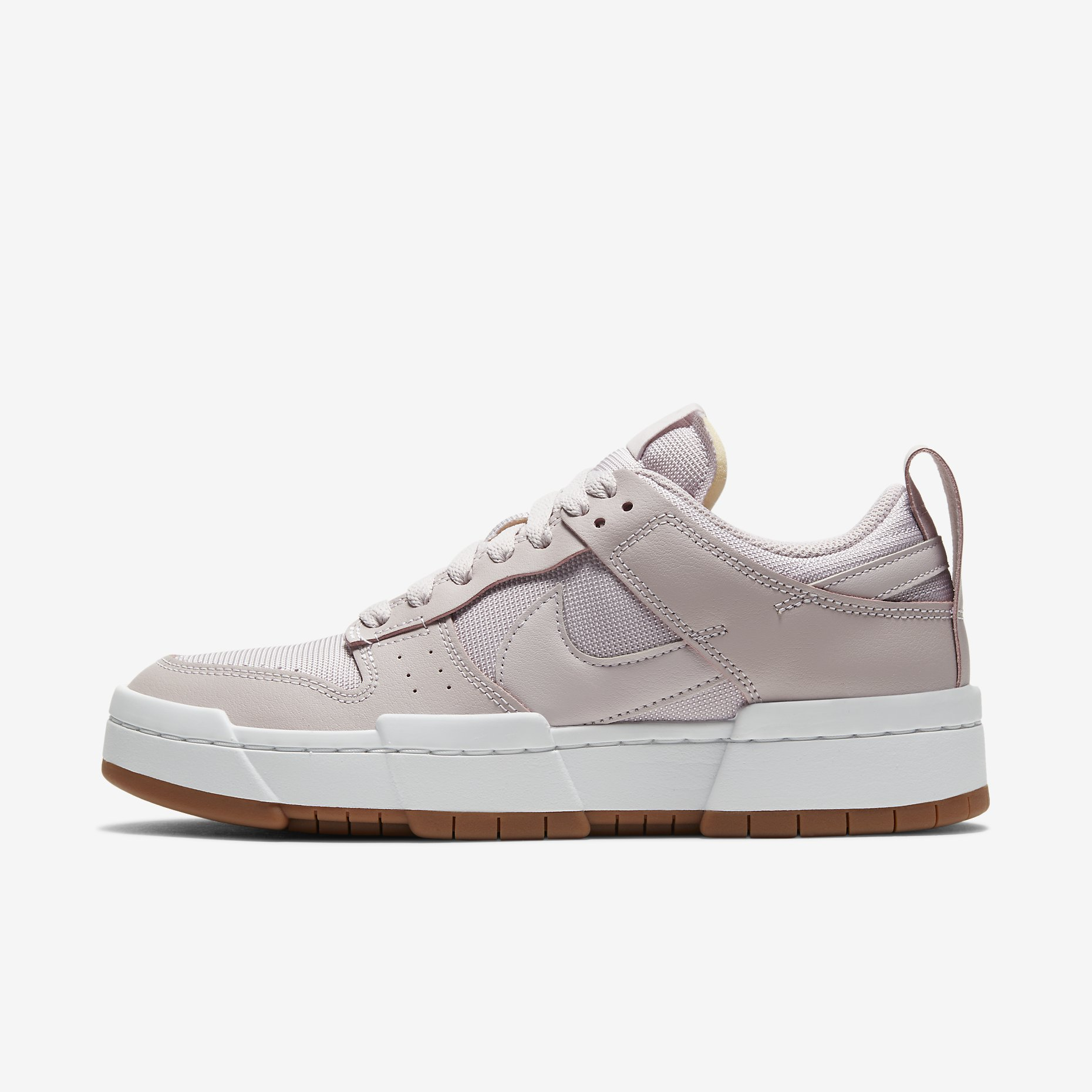 Women's Nike Dunk Low Disrupt 'Platinum Violet'}