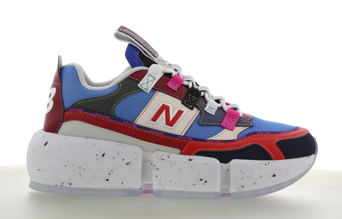 Women's Jaden Smith x New Balance Vision Racer 'Surplus'}
