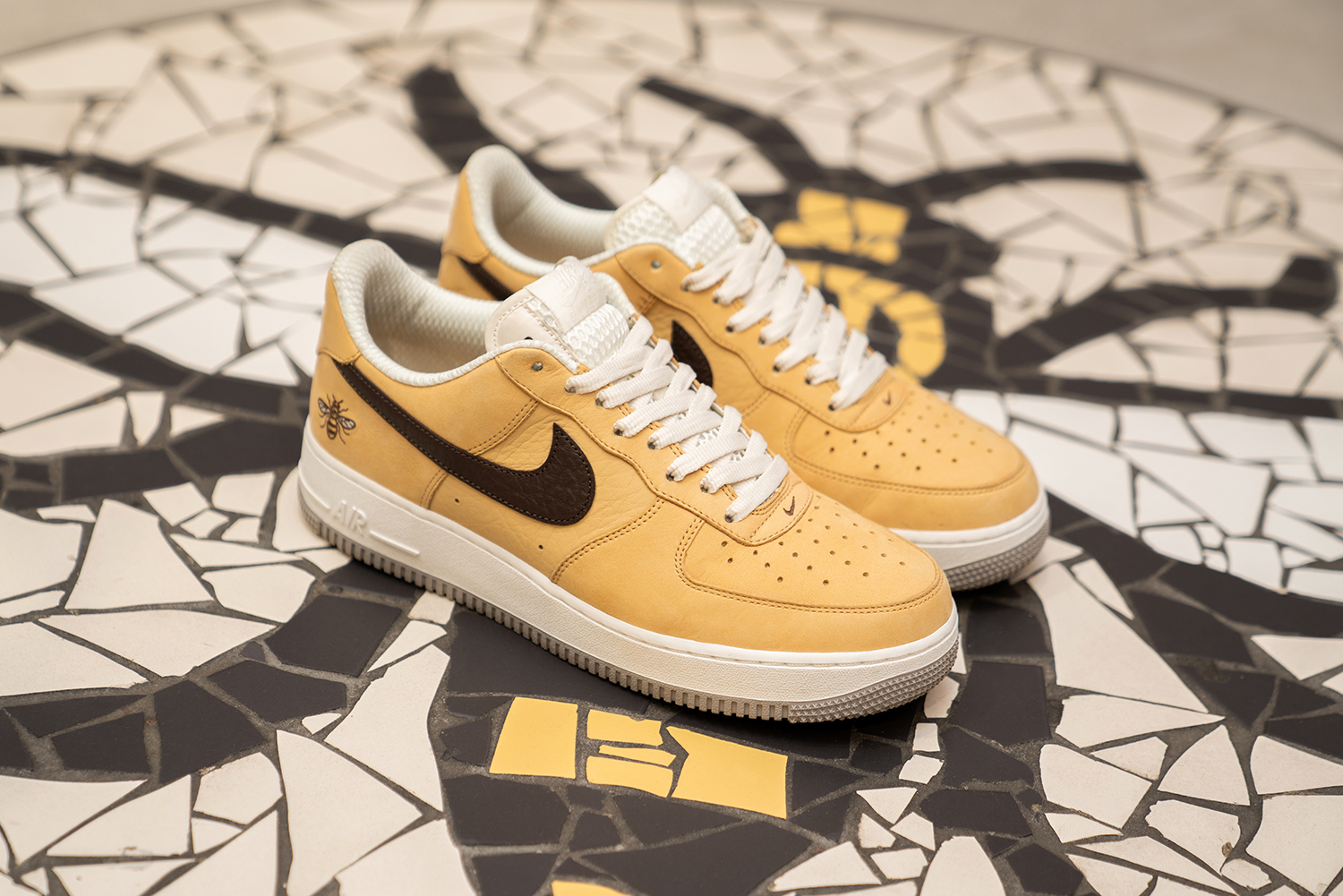 Nike Air Force 1 'Manchester' - size? Exclusive}
