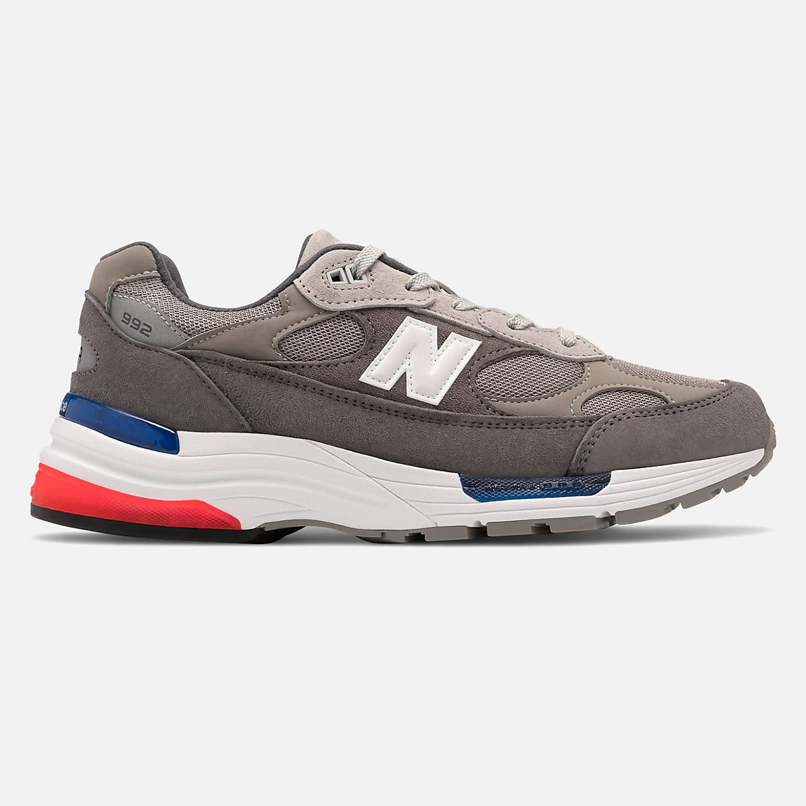 New Balance 992 'Grey/Blue'}