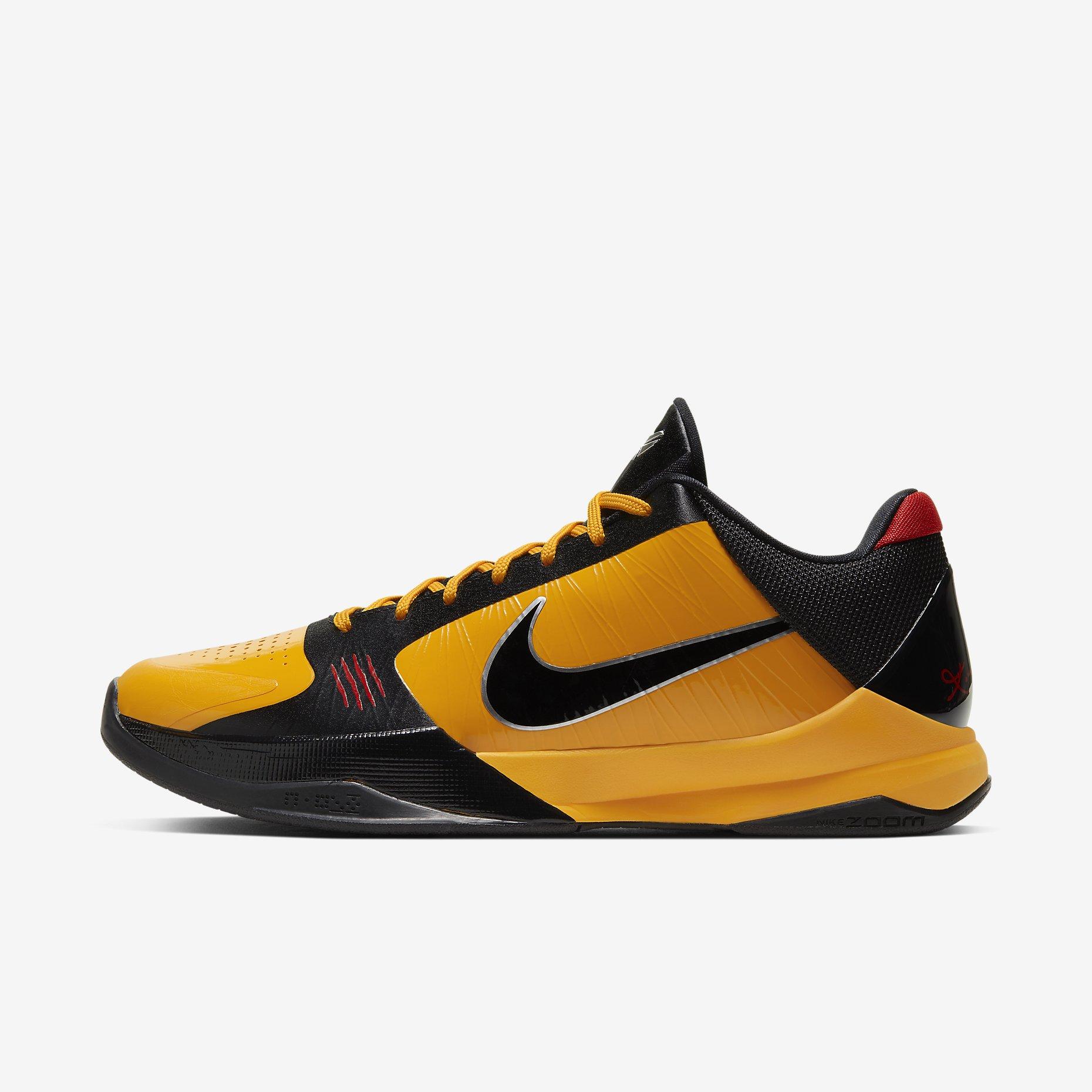 Nike Kobe 5 Protro 'Bruce Lee'}
