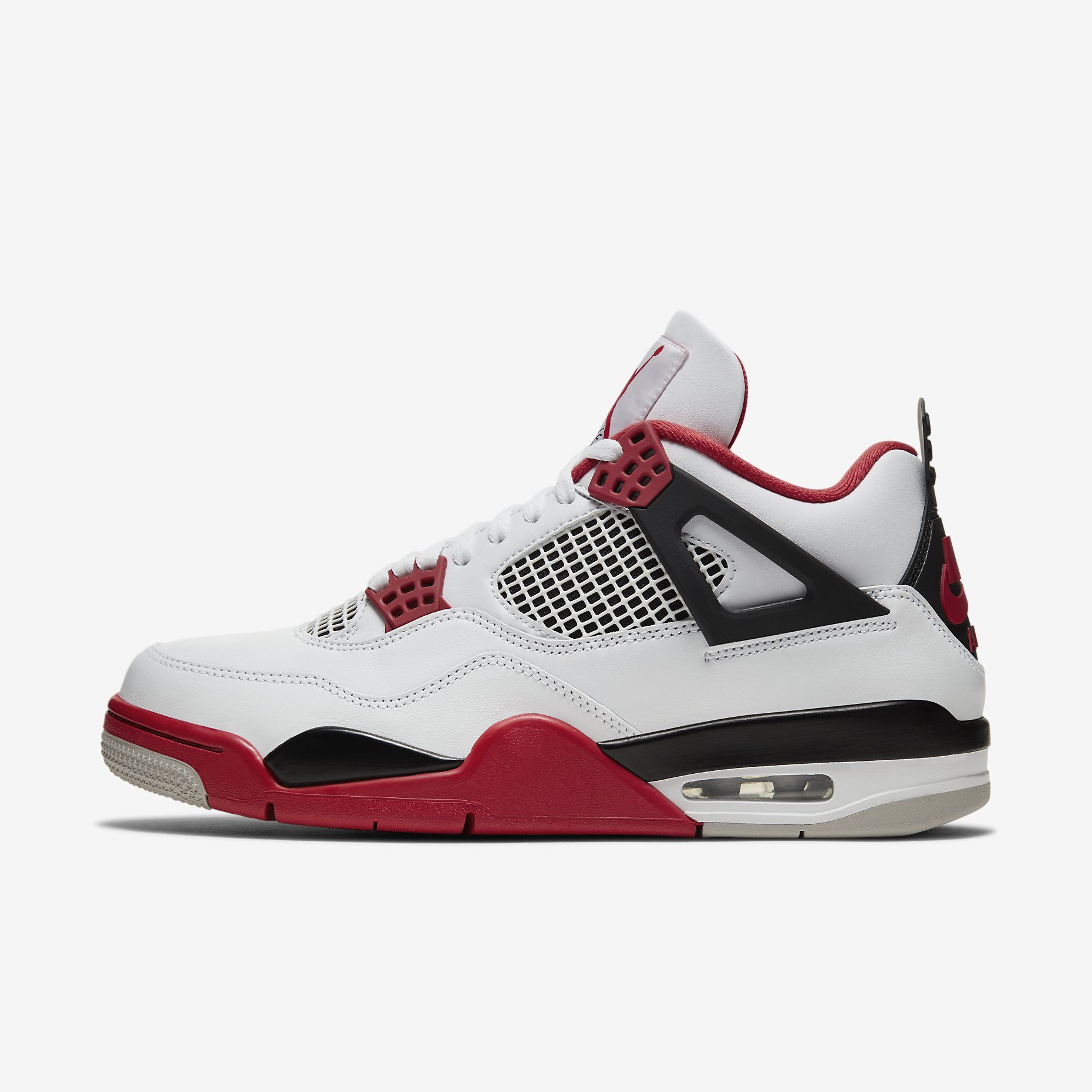 Air Jordan 4 Retro 'Fire Red'}