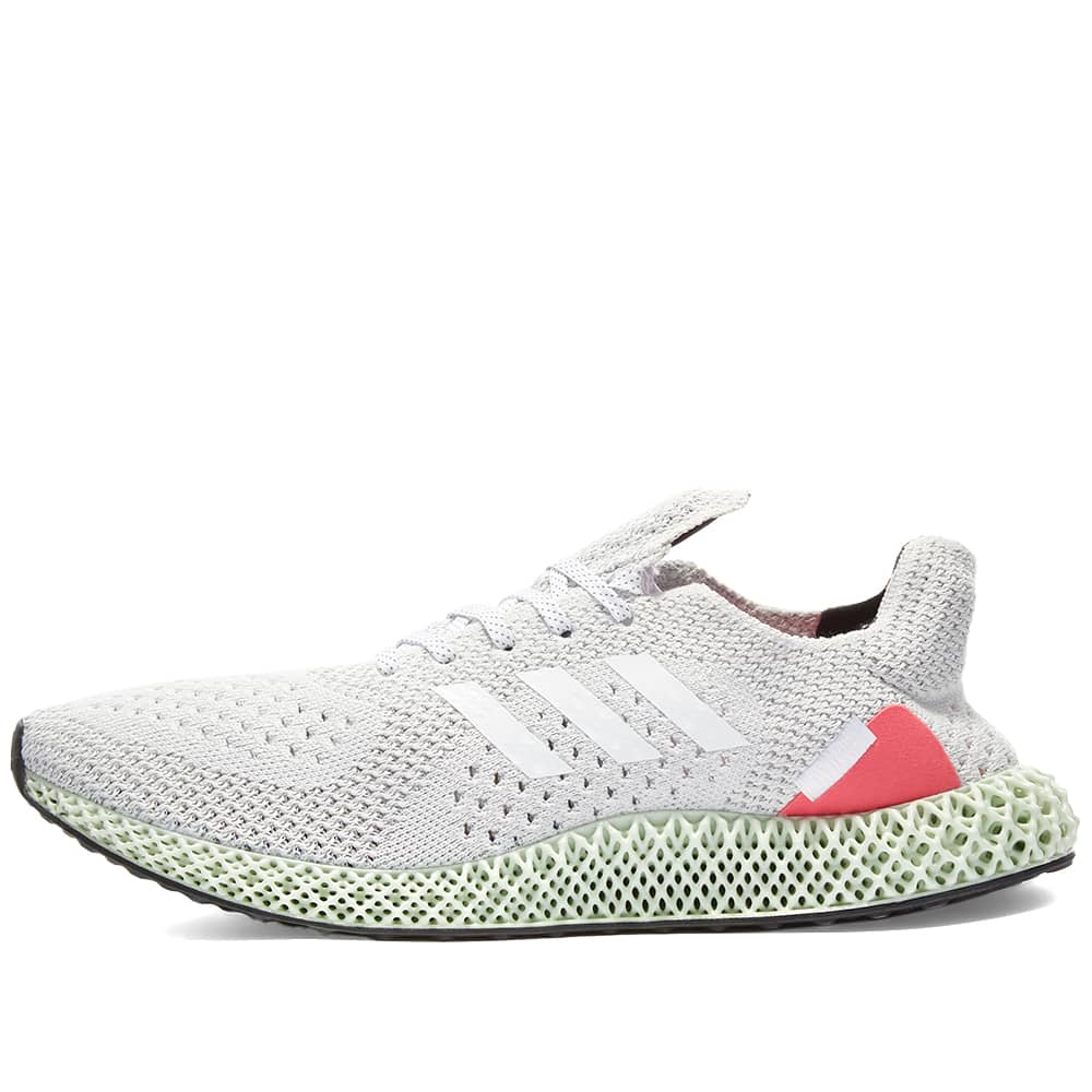 adidas 4D Runner AEC 'Crystal White'}