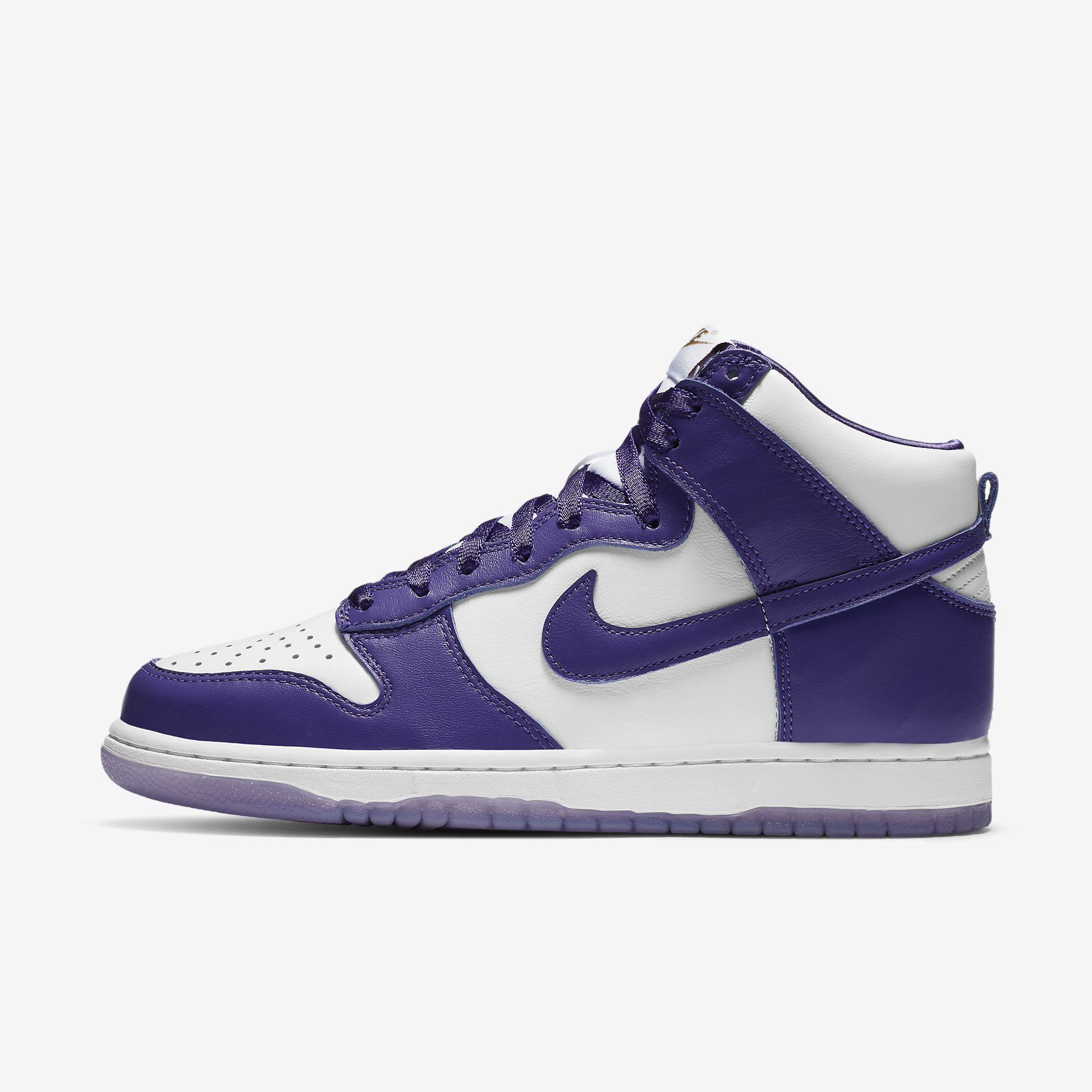 Wmns Nike Dunk High SP 'Varsity Purple'}