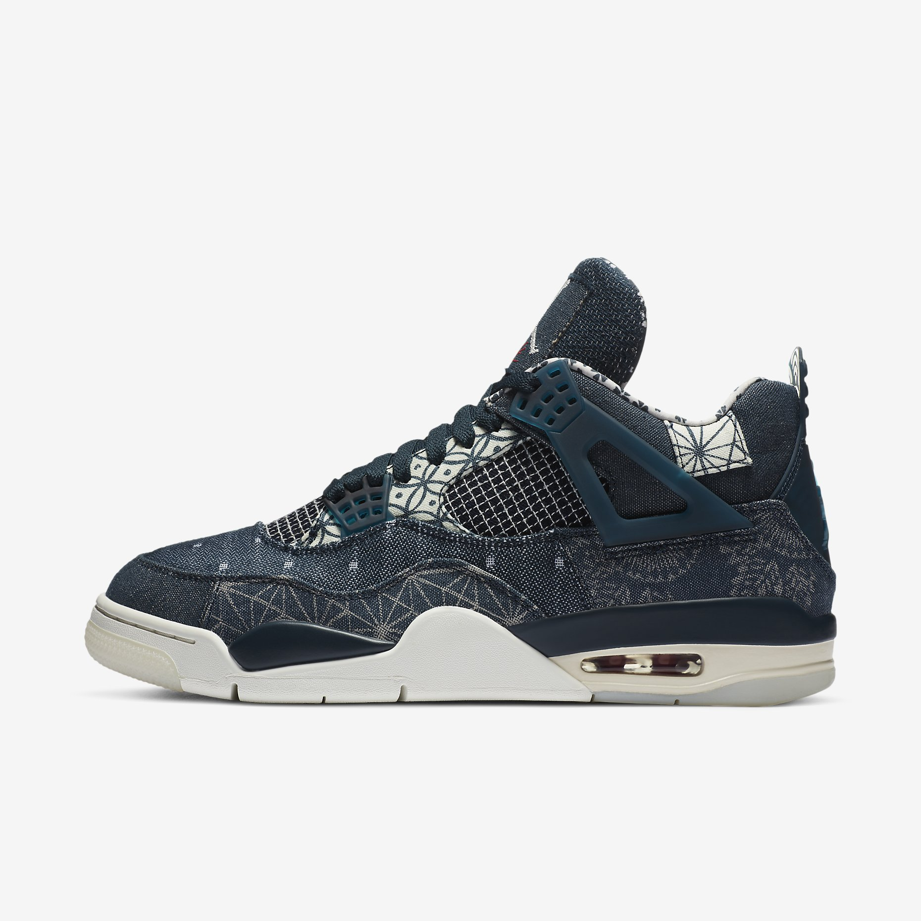 Air Jordan 4 Retro SE 'Sashiko'}