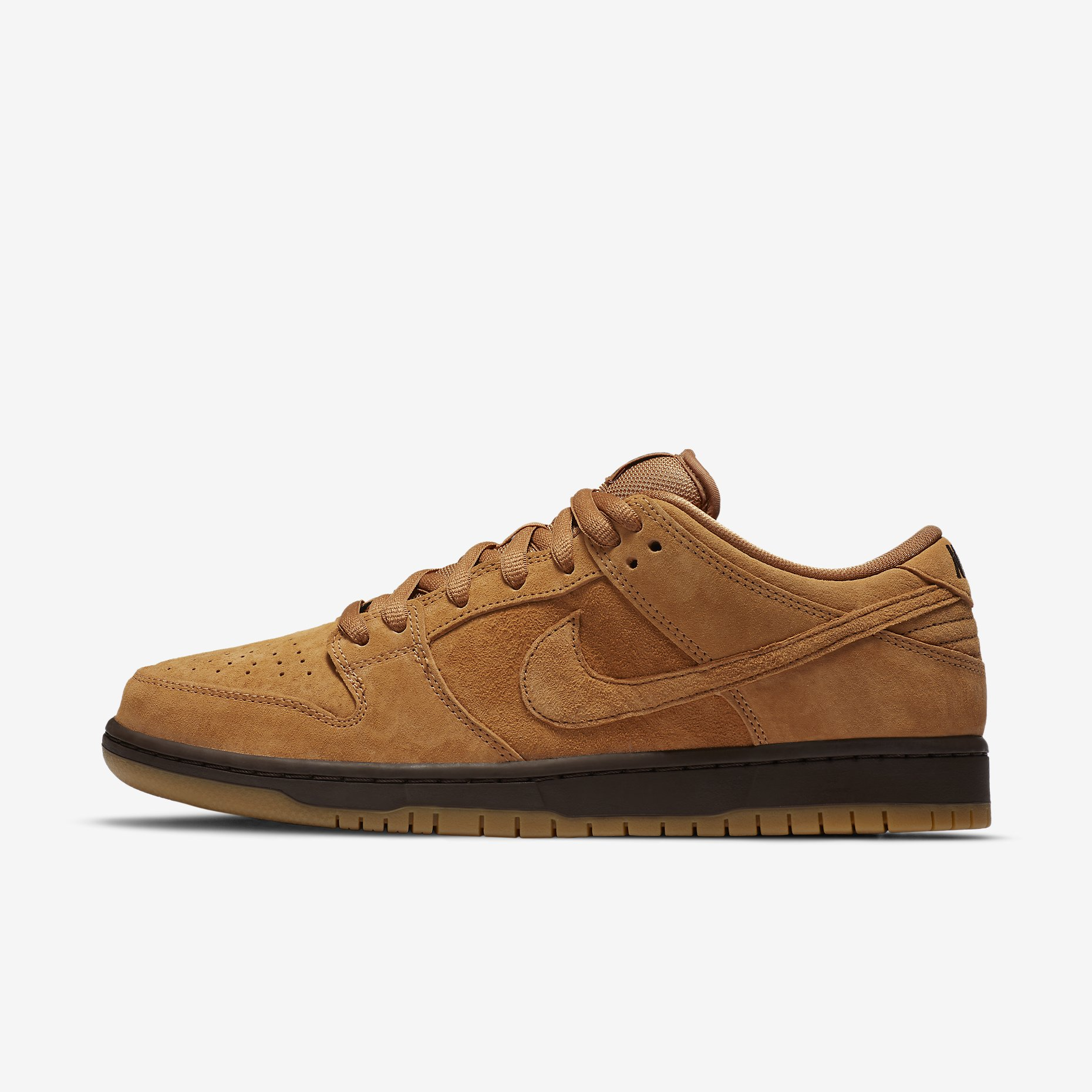 Nike SB Dunk Low Pro 'Wheat'}