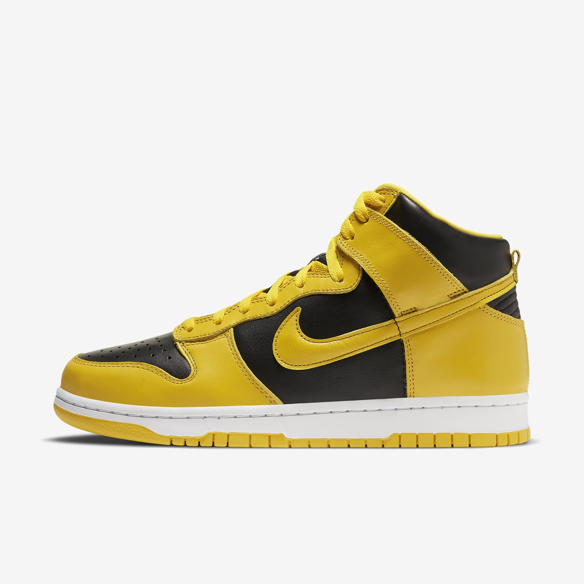 Nike Dunk High 'Varsity Maize'}