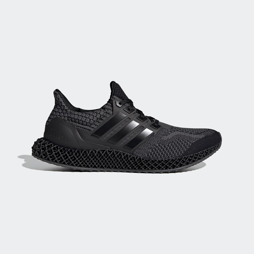 adidas Ultra4D 5.0 'Core Black'}