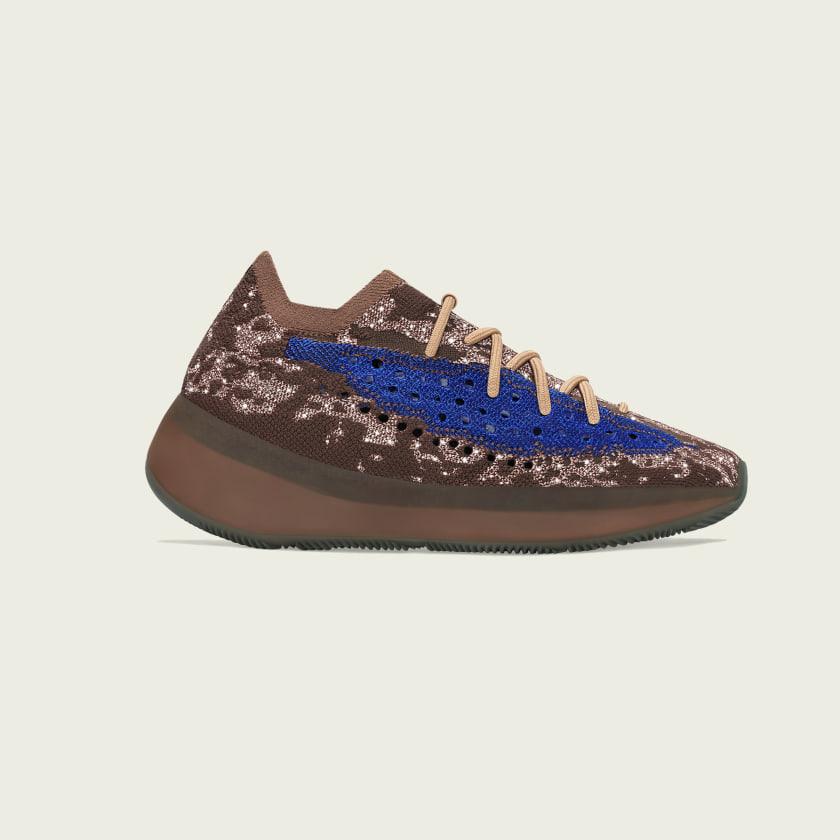 adidas Yeezy Boost 380 'Azure' Reflective}