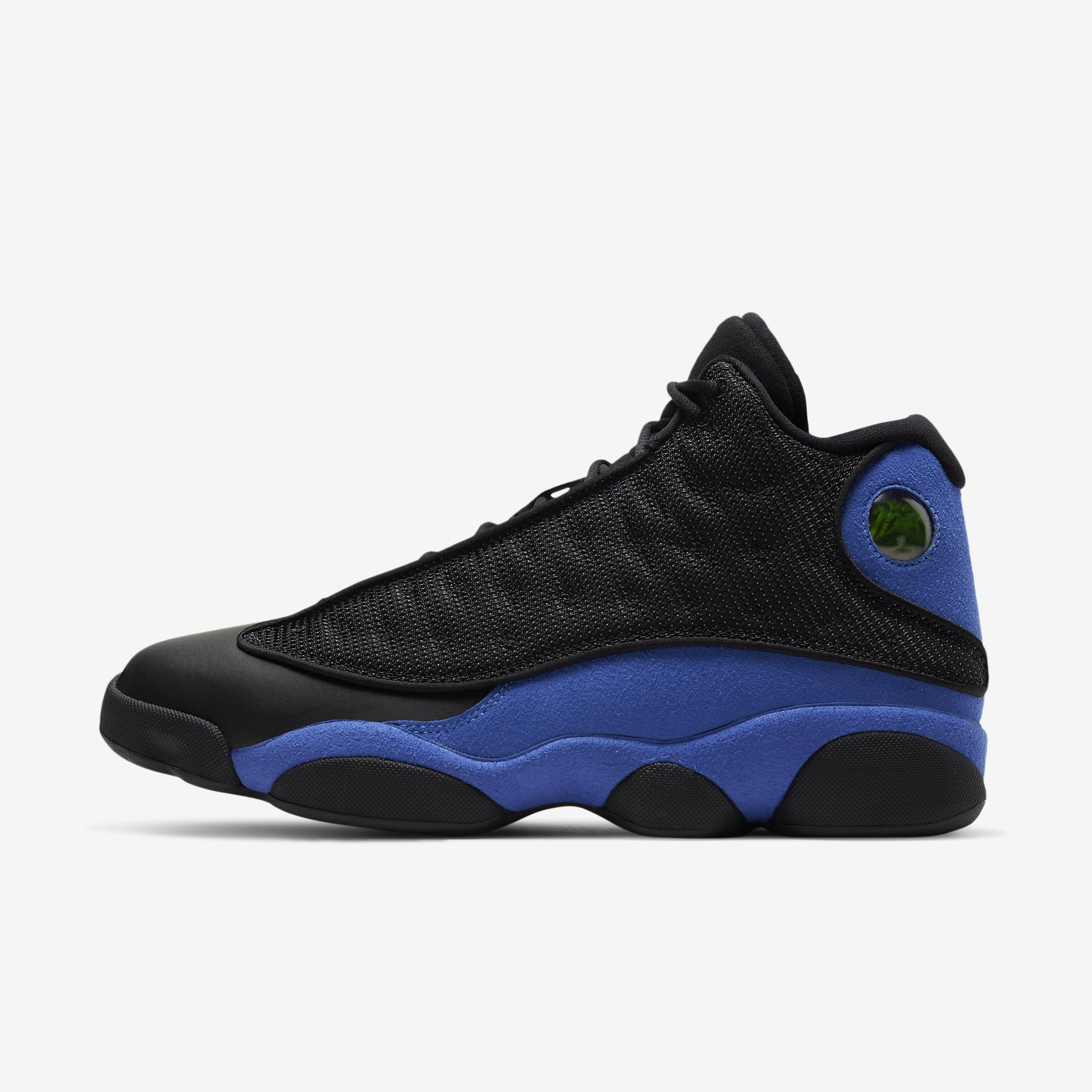 Air Jordan 13 Retro 'Black Royal'}