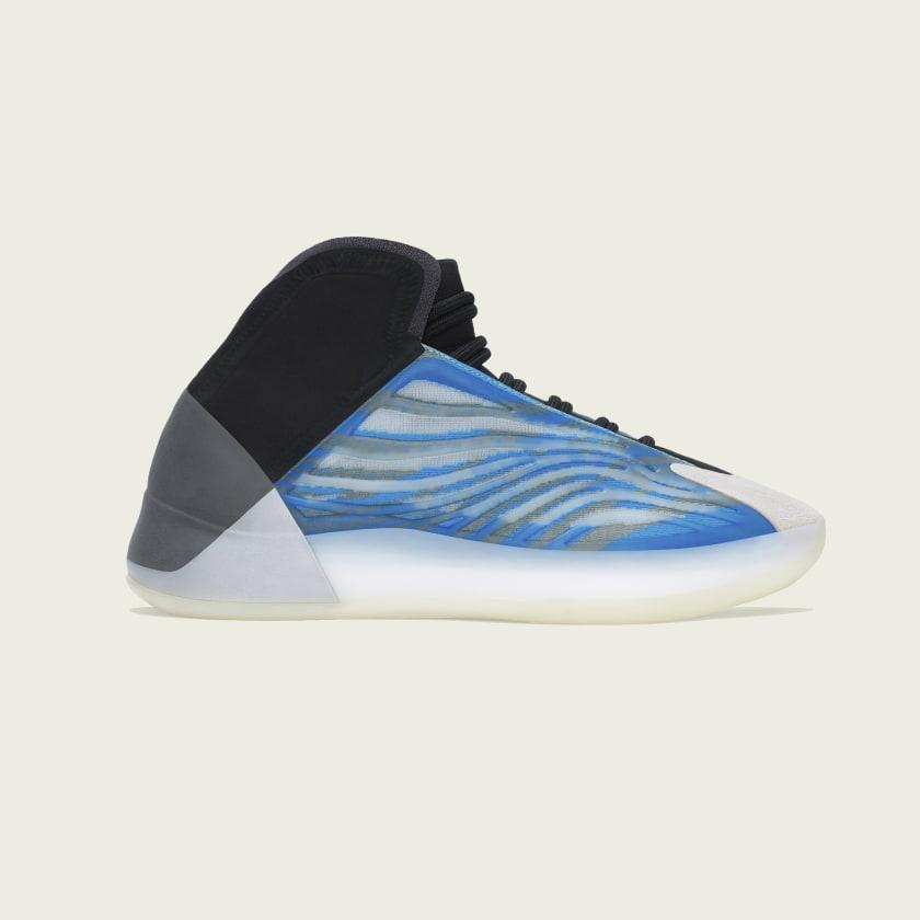 adidas Yeezy BSKTBL 'Frozen Blue'}