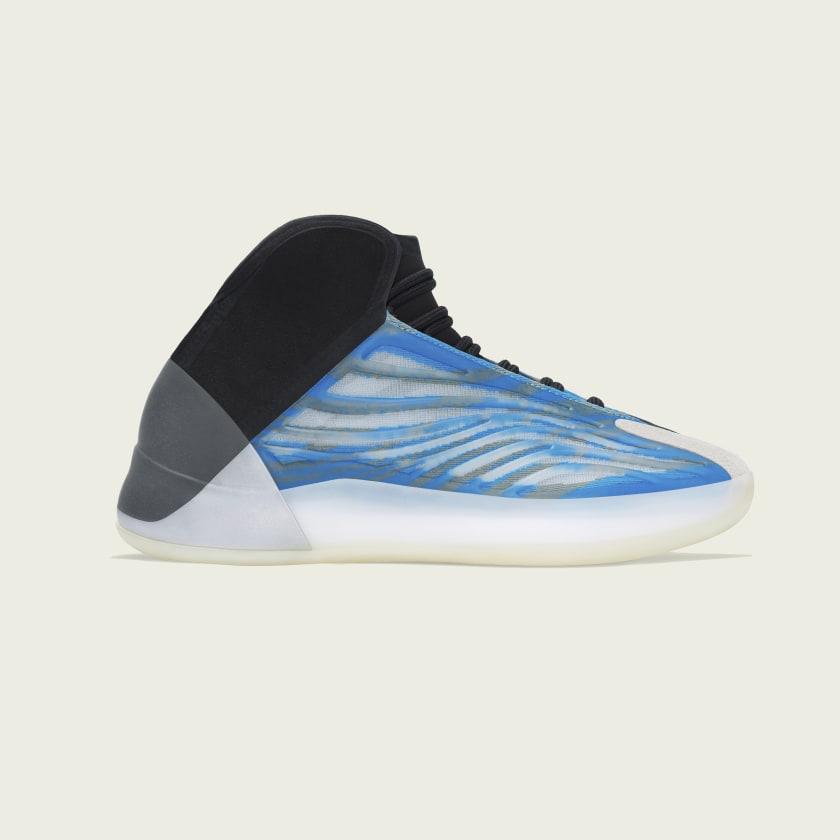 adidas Yeezy QNTM 'Frozen Blue'}